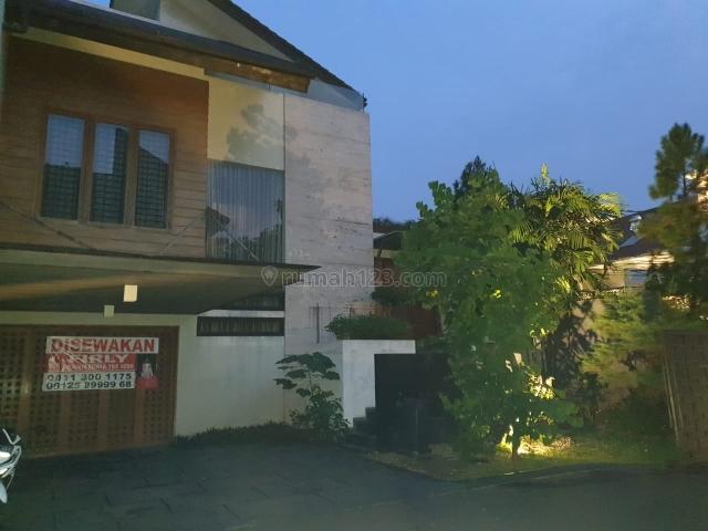 rumah cantik siap hunin per tahun 450jt, Pondok Pinang, Jakarta Selatan