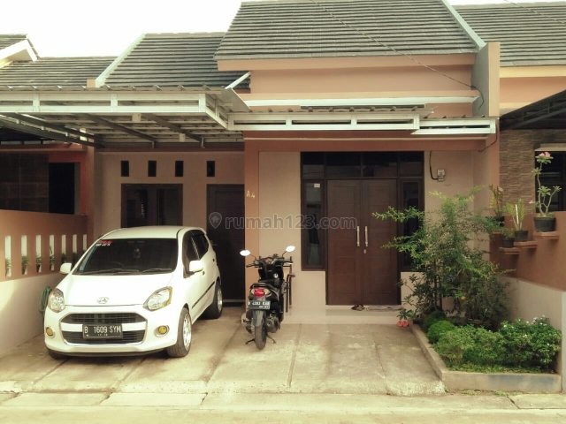 Rumah cantik dan murah, Jatikramat, Bekasi
