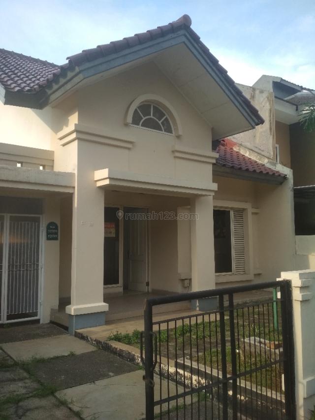 Rumah kondisi bagus dan Besar, BSD Nusaloka, Tangerang