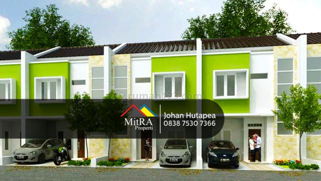 Rumah Baru Lokasi Strategis dan Bebas banjir di Cipadu Tangerang Selatan, Ada 8 Unit Available, Cipadu, Tangerang