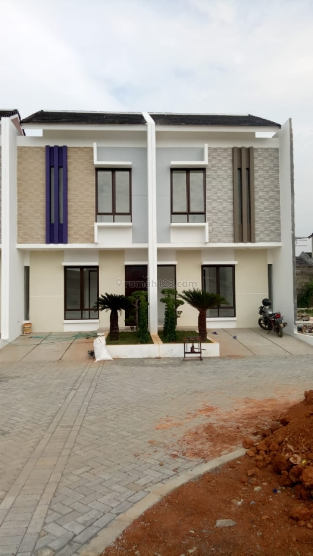 Rumah dekat lippo Karawaci Tangerang, Curug, Tangerang