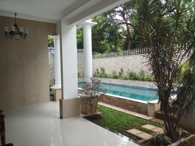 Rumah Bagus prime area @ Erlangga Nempel Senopati dan SCBD Sudirman, Senopati, Jakarta Selatan
