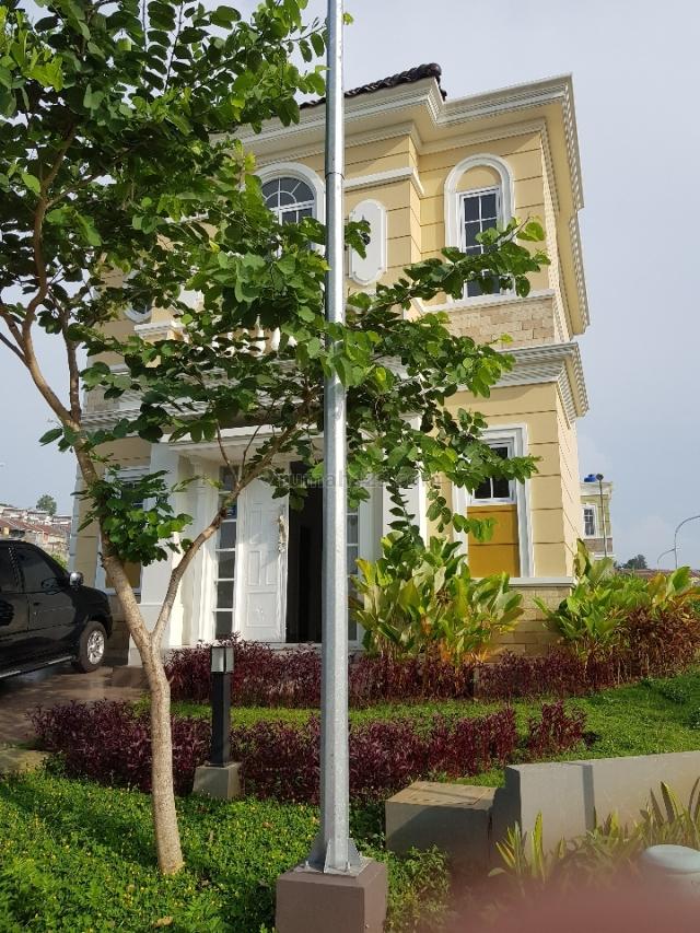 Rumah Baru Gres di Perumahan Paramount, Simongan, Semarang