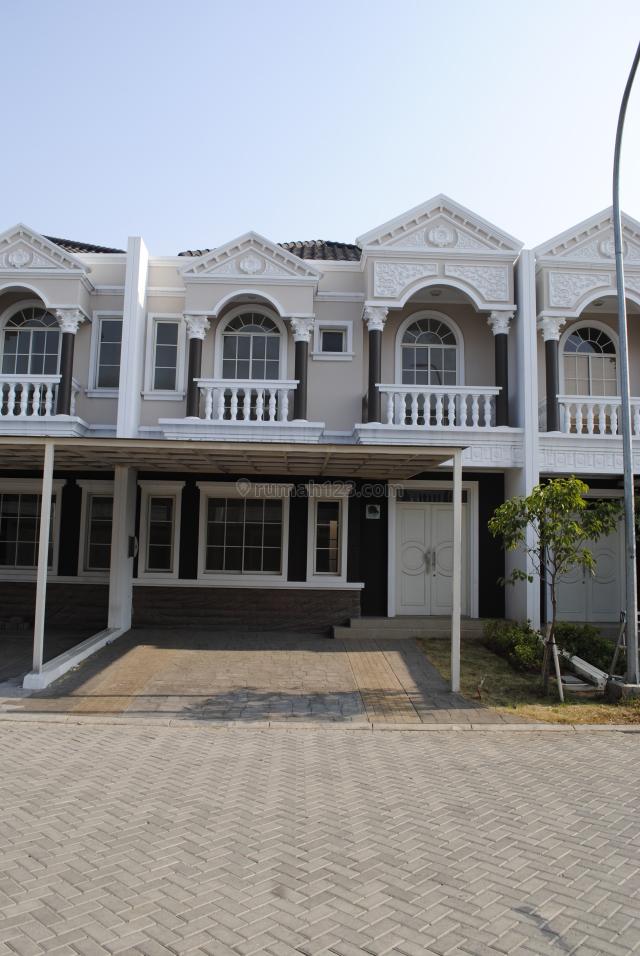 Rumah di Green Lake City, Cluster West Europe Uk. 8x15 , Hrg: 65Jt/Thn , Jakarta Barat, Green Lake City, Jakarta Barat