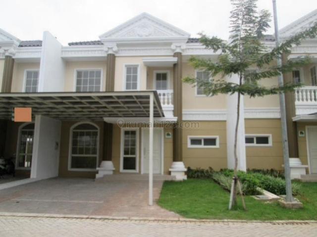 Rumah Europe uk 10x20 HANYA 65JT/THN, Green Lake City, Jakarta Barat
