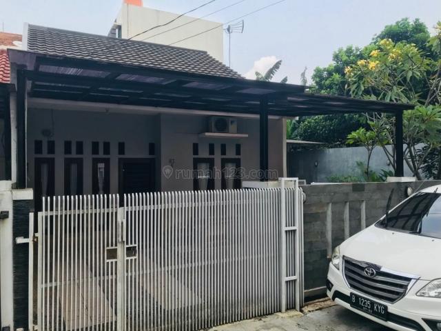 Rumah Bagus Murah Strategis dekat tol Jatiwarna, Jatiwarna, Bekasi