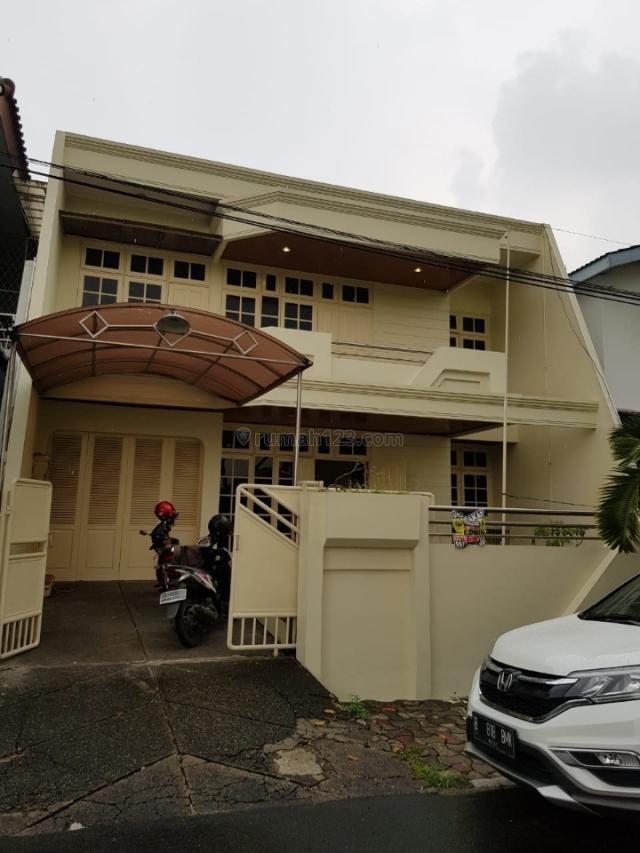 Rumah Puri Indah dekat permata buana sudah direnov, Puri Indah, Jakarta Barat