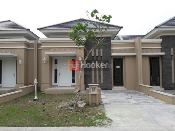 Rumah siap huni di Suvarna Cluster Elysia, Alam Sutera, Tangerang
