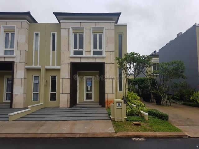 Rumah Baru Murah Rp 60jt Cluster Leora Alam Sutera, Alam Sutera, Tangerang
