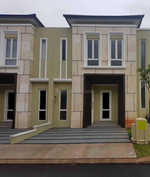 Rumah di Alam Sutera, Cluster Leora - Tangerang, Alam Sutera, Tangerang