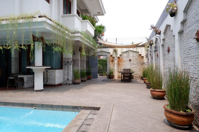 Rumah Eksklusif di Cipete Cilandak Dekat Citos Lokasi Strategis Jakarta Selatan, Cilandak, Jakarta Selatan
