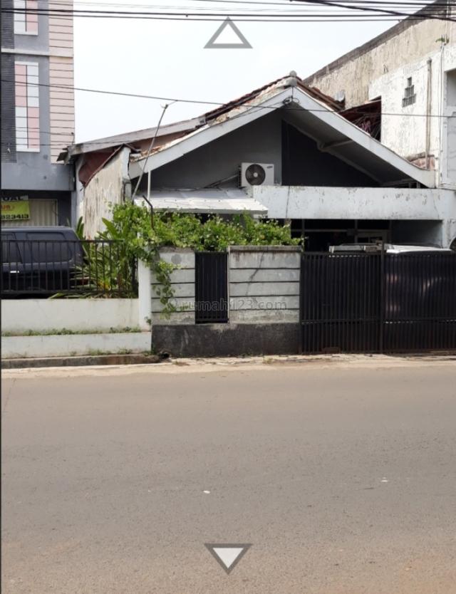 RUMAH MURAH DI PINGGIR JALAN RAYAbDI KALIMALANG, BEKASI (ds), Kalimalang, Bekasi