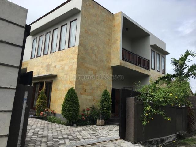 MURAH!! Rumah Denpasar Bali 2 Lantai BU Hanya 3.5M Nego, Renon, Denpasar