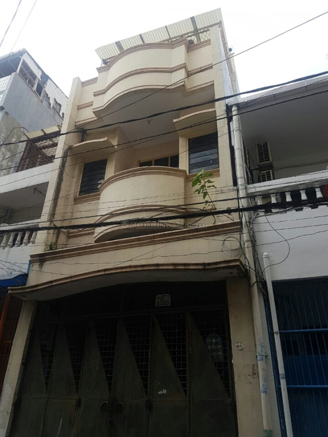 rumah siap huni di kemenangan kota, Kota, Jakarta Barat
