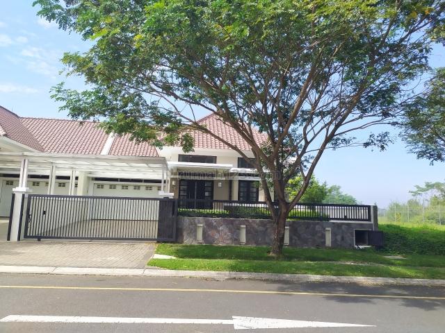 rumah mewah 1 lantai, Kota Baru Parahyangan, Bandung