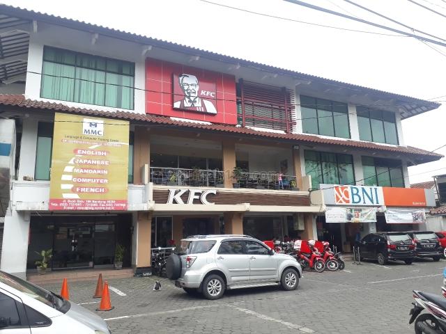 Gedung 3Lantai Samping KFC / GRIYA Buah Batu, Buah Batu, Bandung