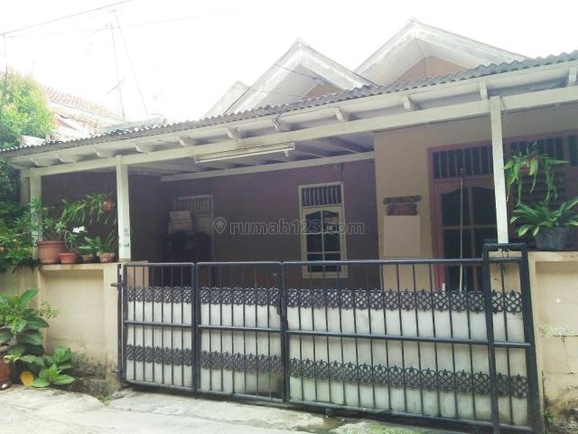 Rumah di Komplek Pondok Pucung Indah 2 EL584, Pondok Pucung, Tangerang