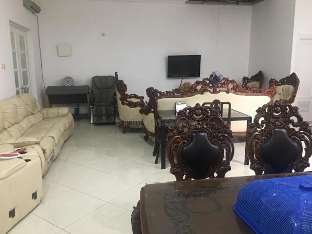 Rumah Siap Huni, di JOHAR GOLF, PIK!! hanya 12m, Pantai Indah Kapuk, Jakarta Utara
