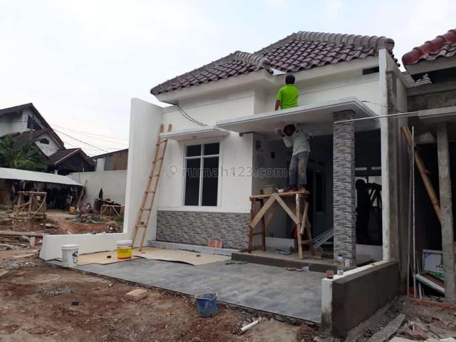 Rumah Dalam Cluster 50 Meter ke Jln Raya Jatisampurna Bekasi, Jatisampurna, Bekasi