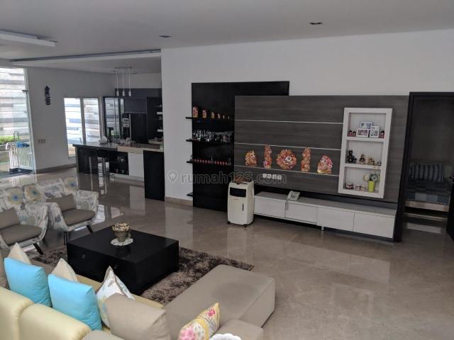rumah mewah di ancol 12x30 m2, Ancol, Jakarta Utara