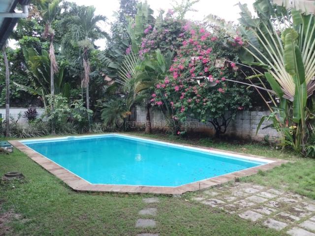 Rumah boleh untuk kantor @ kemang Selatan dekat Kemang Raya, Kemang, Jakarta Selatan