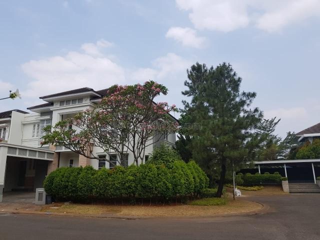 Rumah Cantik Desain Modern di BSD city, BSD Provance Parkland, Tangerang