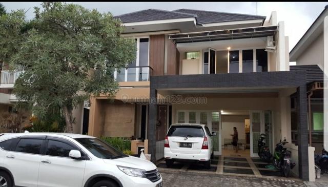 Rumah dijual 2 lantai, 4 kamar hos4251349 | rumah123.com