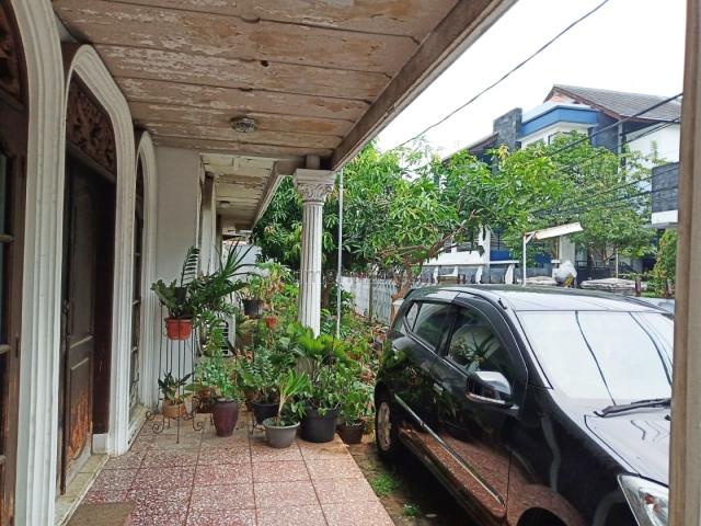 Rumah Hitung Tanah Kebayoran Lama JL Musa, Nimun Raya, Kebayoran Lama, Jakarta Selatan