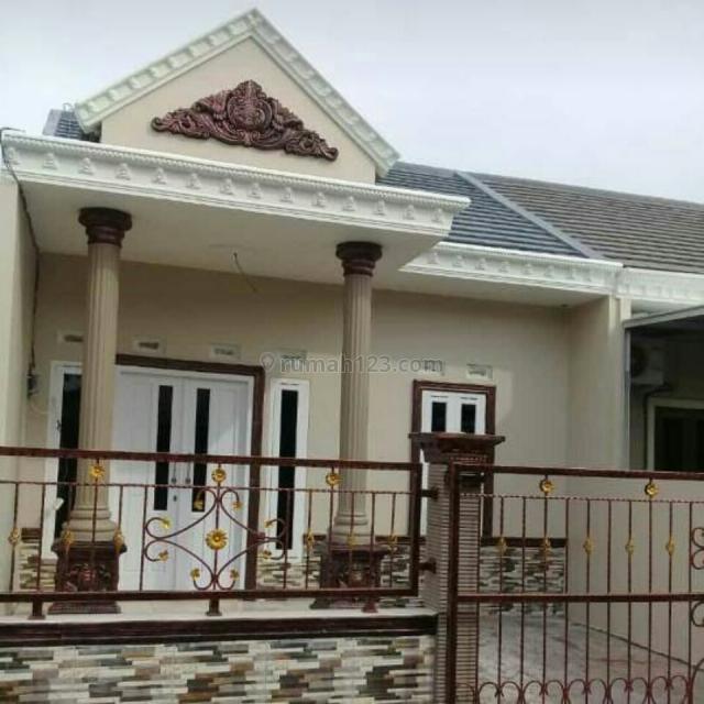 Rumah cantik mewah dan murah, Bangetayu Wetan, Semarang