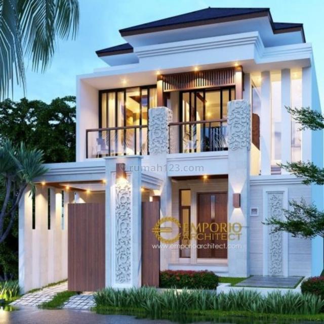 Rumah Custom Tanah Luas dalam Cluster di Jatimurni Pindok Melati Bekasi ( Hub: Fera, 082111730979 ), Jatimurni, Bekasi