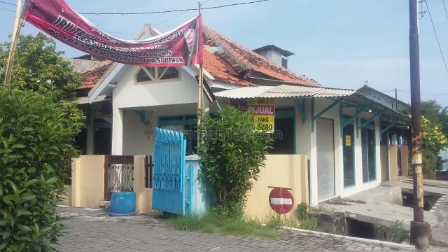 Rumah Siap Tempati Di Jl. Selomas Timur, Semarang, Semarang Utara, Semarang