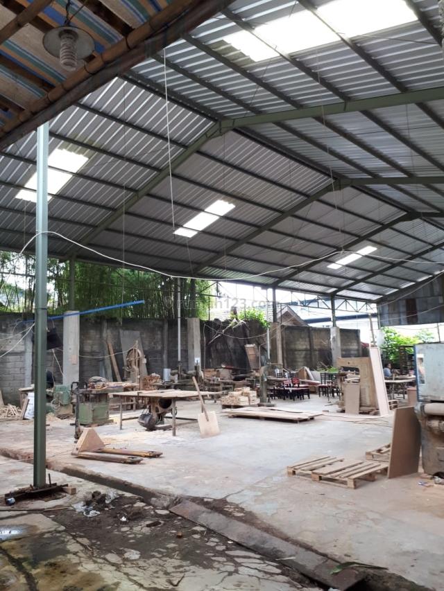 Rumah dan RUANG USAHA Padat karya - Tangerang, Curug, Tangerang