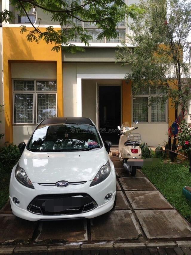 (TN) Rumah Full Furnished di Foresta BSD Nyaman Siap Huni, BSD Foresta, Tangerang