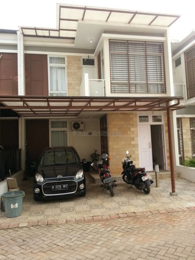 Hot Rumah Cluster minimalis di daerah Bintaro, Bintaro, Tangerang