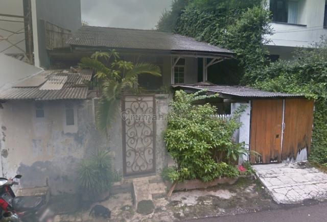Rumah daerah Martimbang Raya, Kebayoran Baru, Jakarta Selatan