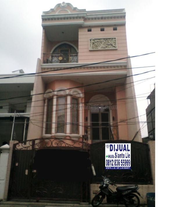 Rumah di Pluit Murni (LH), Pluit, Jakarta Utara