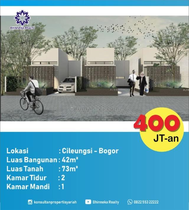 Dijual Rumah Kampung Daerah Bogor Halaman 3 Waa2