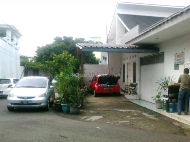 Rumah Tinggal + Tempat Usaha di Lokasi Komersil daerah Gandaria Kramat Pela Kebayoran Baru Jakarta Selatan, Gandaria, Jakarta Selatan