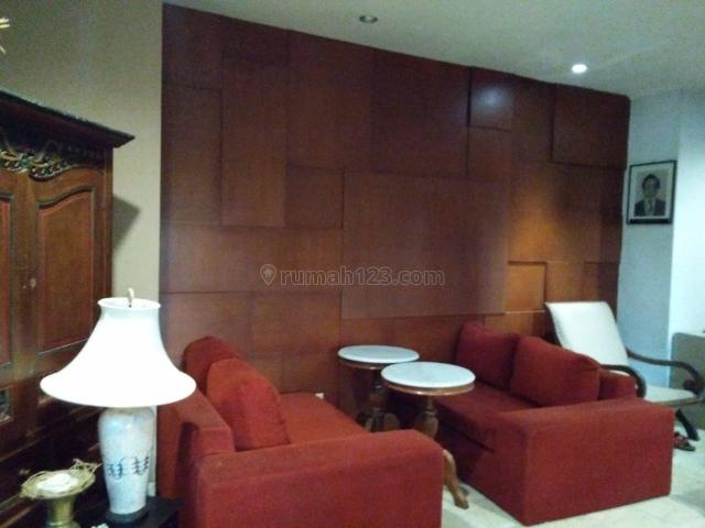 Rumah Bisa Untuk Kantor @ Praja, Praja Dalam, Jakarta Selatan