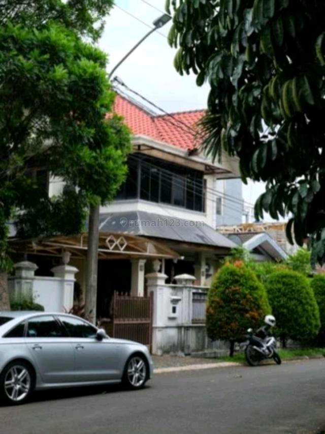 Rumah Tinggal Pondok Indah Kebayoran Lama Jakarta Selatan, Pondok Indah, Jakarta Selatan