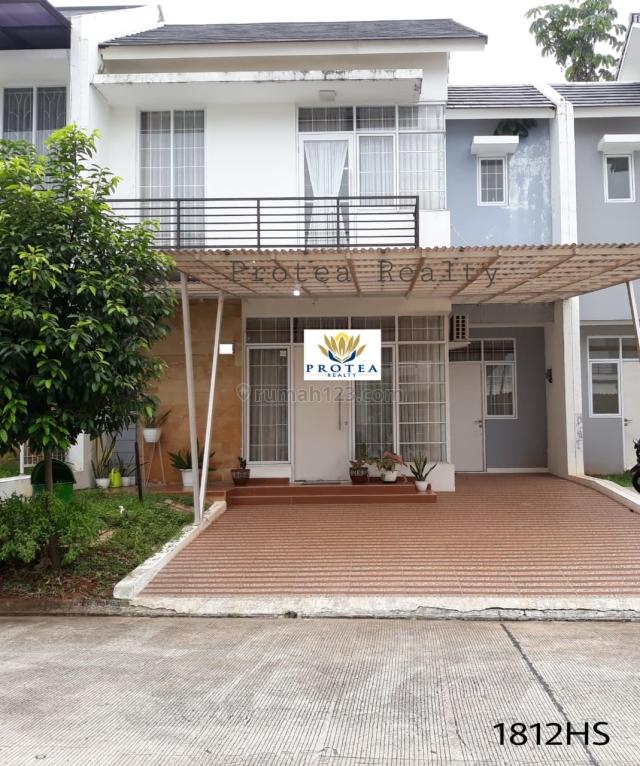 Rumah Semi Furnished di Serpong Natura City (1812), Pengasinan, Tangerang