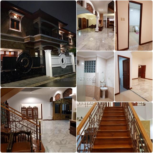 Rumah Tinggal di  Jl Pilar  Jakarta Barat Lokasi strategis Dekat Metro TV, Kebon Jeruk, Jakarta Barat