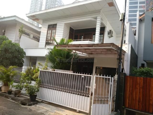 Rumah Tinggal Komplek Taman Gandaria Kebayoran Lama Jakarta Selatan, Gandaria, Jakarta Selatan