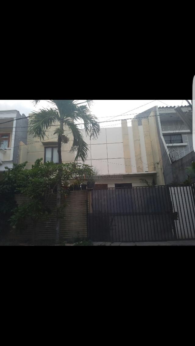 Rumah bagus 2lnt, komplek, jalan 2 mobil, LT 155 m2, SHM, 2.8 Milyard, Sunter, Jakarta Utara