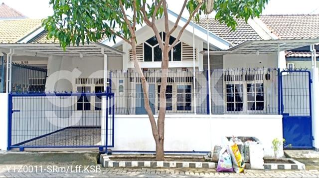 Rumah di Wisma Mukti, Sukolilo, Surabaya