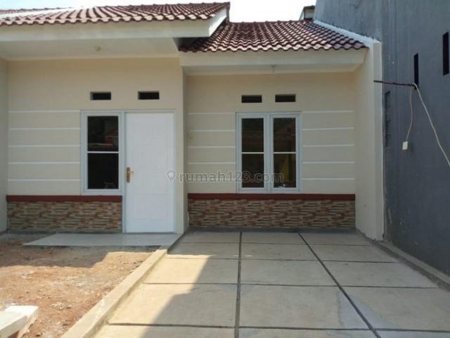 Rumah dengan Uang Muka 10Jt di Cimuning Type 36/72, Cimuning, Bekasi
