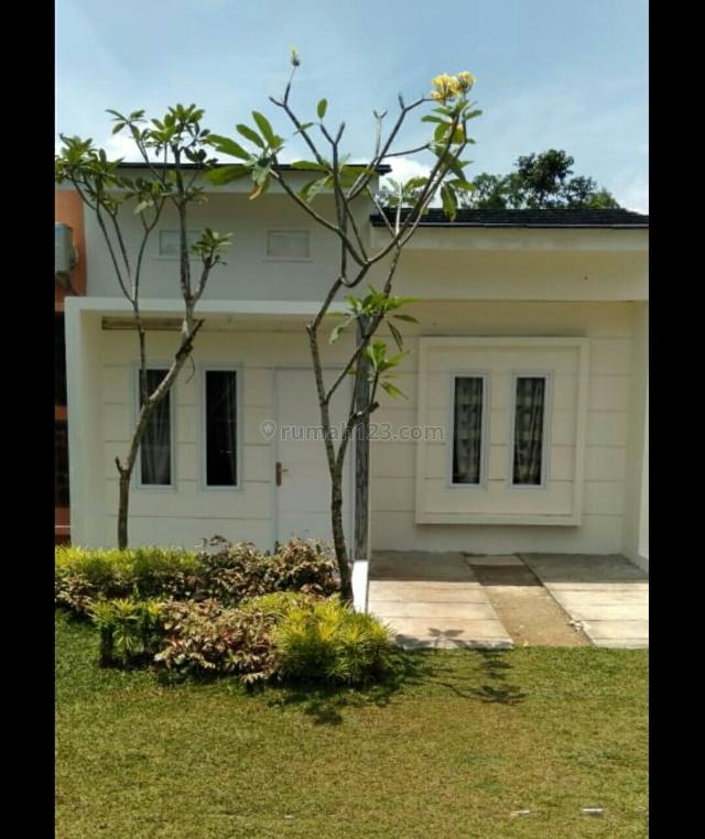 Rumah cluster termurah Tenjo city tanggerang dekat stasiun kereta, Tajur, Tangerang