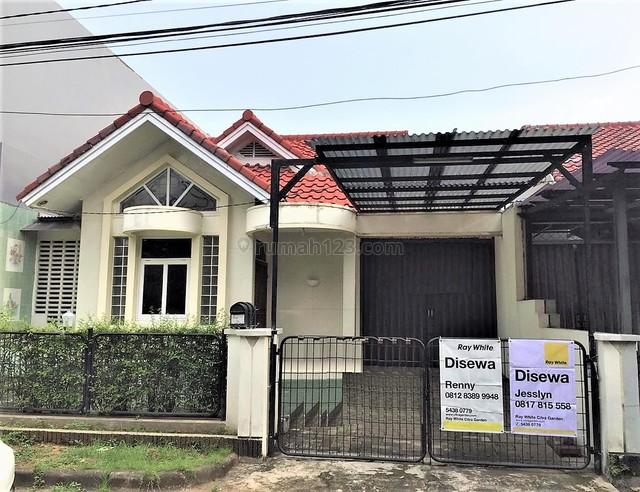 Disewa rumah di citra garden 1 ext *RWCG/2019/02/0024-JELREN*, Kalideres, Jakarta Barat