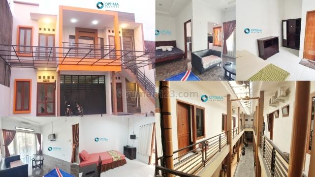 Rumah Paviliun + Kost Kos Eksklusif 20 Kamar di Seturan Caturtunggal dekat YKPN UPN UGM Atmajaya Babarsari Exclusive, Seturan, Yogyakarta