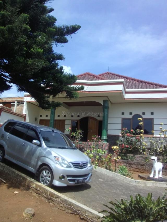 Beli Tanah Bonus Rumah Besar Nyaman Asri dan Kokoh, Cilengkrang, Bandung